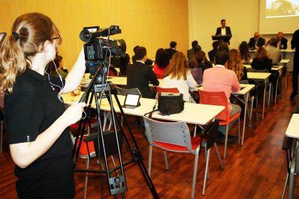 Mediante Comunicación, en la presentación de Salud Málaga red