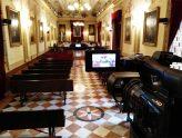 Mediante Comunicación produce la retransmisión íntegra del pleno de Antequera