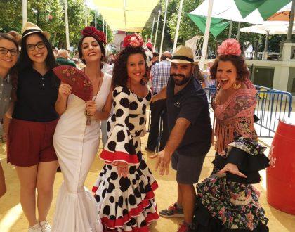 Mediante produce la retransmisión en directo en televisión de la Feria de Antequera