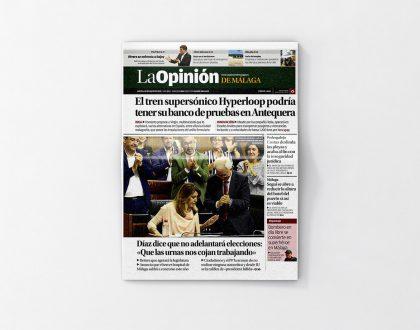 Mediante Comunicación coordina la delegación de La Opinión de Málaga en la comarca de Antequera